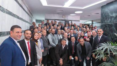 Photo of بالصور.. افتتاح مقر نقابة البترول بالإسكندرية