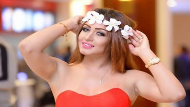Photo of ندي بهجت تشعل نار الغيرة بين زوجها وخطيبها في عيد جواز