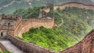 "Photo of إغلاق سور الصين العظيم لمنع انتشار ""كورونا"""