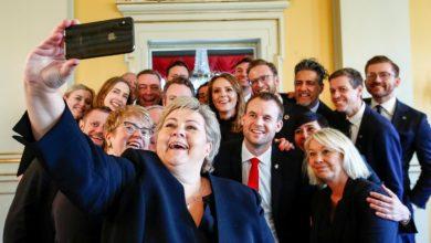 Photo of رئيسة وزراء النرويج تجري أكبر تعديل حكومي منذ توليها السلطة