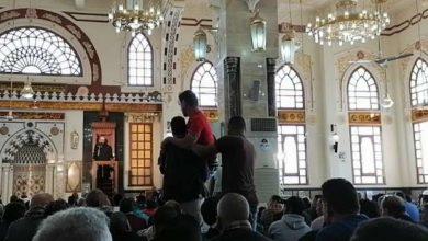 Photo of سائح يستمع لخطبة الجمعة من وزير الأوقاف ويشهر إسلامه بالغردقة