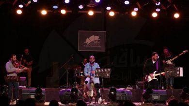 Photo of بالصور.. فرقة درجي باند تحيي حفلًا غنائيًا ضخمًا بساقية الصاوي