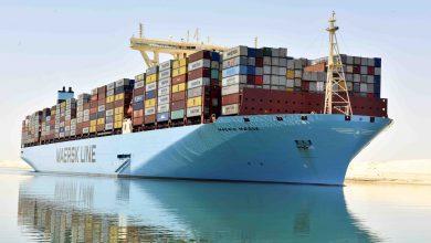 Photo of عبور أكبر سفينة حاويات بالعالم.. حمولتها 24ألف حاوية بقناة السويس