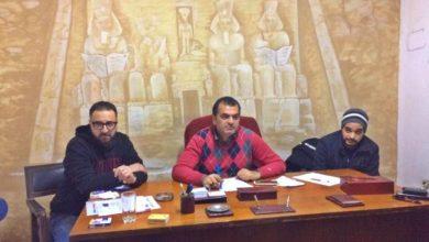 Photo of اجتماع اللجنة التنفيذية لمهرجان أيام القاهرة الدولي للمونودراما