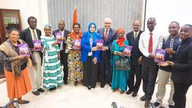 Photo of سفارة مصر في زامبيا ترعى أول ترجمة عربية للأدب الزامبي
