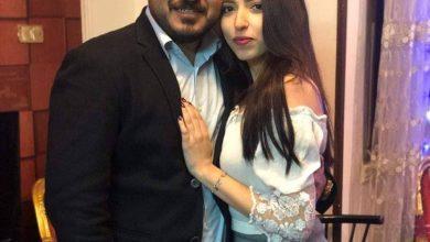 Photo of تهنئة لـ محمود راجح وميريهان رسمي بمناسبة عقد القران