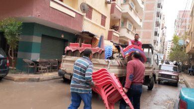 Photo of رفع 830 حالة إشغال بدمنهور خلال أسبوع (صور)