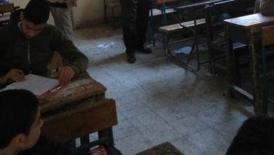 Photo of انتهاء اول ايام امتحانات الشهادة الاعدادية دون أى معوقات أو مشاكل بالبحيرة