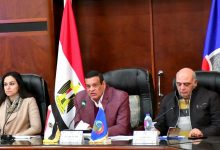 Photo of محافظ البحيرة :لا تهاون فى استرداد حق الدولة والشعب