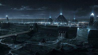 Photo of هل صعد المصريون القدماء إلي القمر …؟