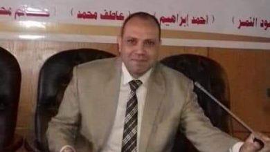 """Photo of عماد علي عابدين يهنئ """"نور يونس""""لتكليفه رئيسا لمجلس قرى أولاد سالم"""