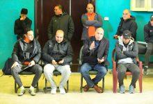 Photo of مجد يجتمع بلاعبي المقاصة والجهاز الفني قبل لقاء الجيش