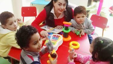 Photo of هند عاكف تفتتح أول حضانة متخصصة بالمقطم