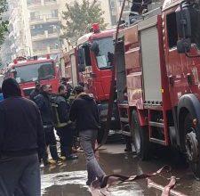 Photo of صور.. حريق هائل في فيلا إيهاب توفيق ووفاة والده