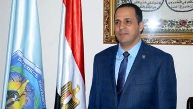 Photo of عبيد صالح رئيسا لجامعة دمنهور لفترة ثانية