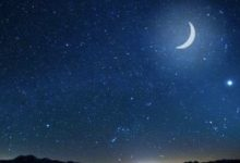 Photo of أنظر الي السماء الان القمر يقترن برمز الحب ويشاهد بالعين المجردة