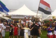 Photo of السفير المصري في غانا يُشارك الجالية الحفل السنوي للمدرسة الدولية في أكــرا