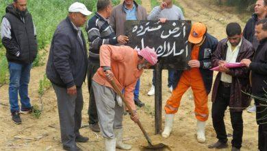Photo of إسترداد قطعه  أراضي أملاك الدولة وإتخاذ الإجراءات القانونية ضد المتعادي بوادي النطرون