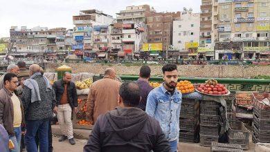 Photo of إزالة 100 حالة إشغال طريق و11 حالة تعدي بكفر الدوار