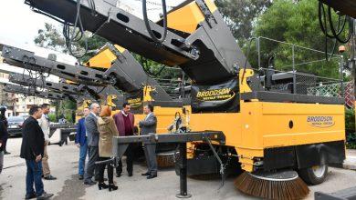 Photo of دعم منظومة النظافة بالبحيرة بمعدات جديدة بمبلغ 16 مليون و 590 ألف جنية .