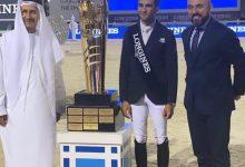 Photo of محمد طاهر زيادة يحقق انجاز تاريخي بذهبية بطولة الجائزة الكبرى للفروسية بالإمارات