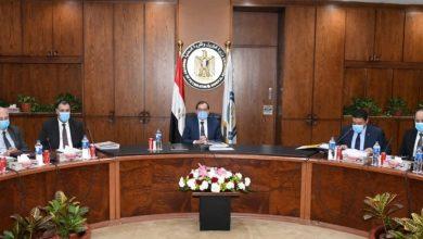 """Photo of بالكمامة.. وزير البترول يرأس أعمال الجمعية العامة لـ""""جاسكو"""""""