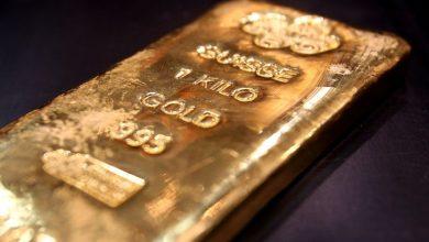 Photo of الذهب يتراجع مع صعود الدولار وارتفاع الأسهم لكنه في سبيله لتحقيق مكاسب فصلية