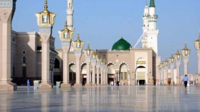 Photo of رئاسه الحرمين الشريفين تغلق المسجد النبوى الشريف