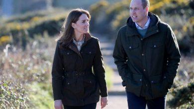 Photo of الأمير وليام وزوجته كيت يحثان على الاهتمام بالصحة النفسية خلال أزمة كورونا