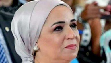 Photo of قرينة الرئيس السيسي تنعي وفاة الفنانة رجاء الجداوي
