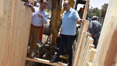 Photo of محافظ أسوان مشروع الإحلال والتجديد لمياه الشرب والصرف الصحى المرحلة الأولى بإعتمادات 209 مليون جنيه