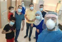 Photo of تفاصيل شفاء أسرة محمد عبدالفتاح من كورونا بأسوان(رجعنا للحياة من تاني)