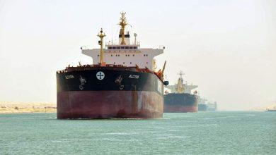 Photo of قناة السويس تسجل عبور 1731 سفينة خلال شهر إبريل بحمولات 101,8 مليون طن