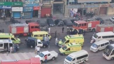 Photo of مصرع 7 مصابين بكورونا في حريق داخل مستشفى عزل
