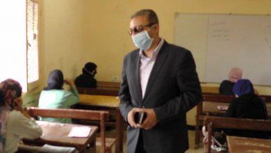 Photo of نائب محافظ الغربية يتفقد عددا من لجان الثانوية العامة بكفر الزيات وبسيون