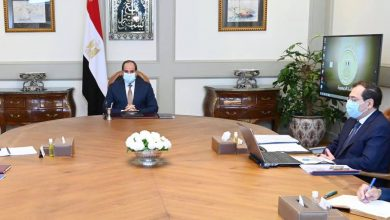 Photo of الرئيس السيسي يوجه بتعظيم استغلال موارد الدولة من إنتاج الغاز الطبيعي