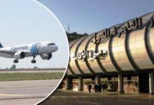 Photo of 2441 راكبا.. مطار القاهرة يستقبل 15 رحلة دولية