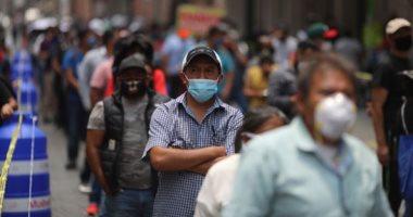 Photo of 7280 حالة إصابة بكورونا فى أكبر زيادة يومية في المكسيك