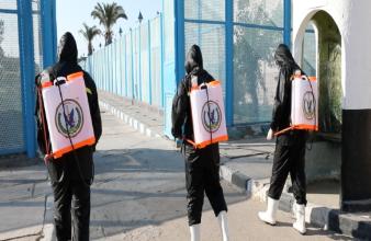 Photo of الداخلية توجه قوافل طبية للكشف عن السجناء لمواجهة كورونا