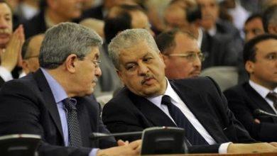 Photo of السجن12 عام علي رئيسى  الوزراء الجزائريين السابقين أويحيى وسلال