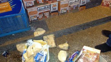 Photo of الصحة بأسوان.. ضبط 150 كيلو جرام مواد غذائية منتهية الصلاحية