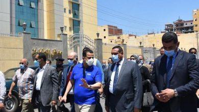 Photo of محافظ البحيرة يتفقد الاستعدادات النهائية لمستشفى كوم حمادة الجديد