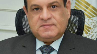 Photo of محافظ البحيرة يهنئ رئيس الجمهورية بعيد الأضحى المبارك