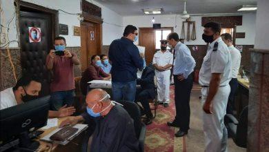 Photo of توافد المرشحين على محكمة دمنهور للترشح في انتخابات مجلس الشيوخ بالبحيرة