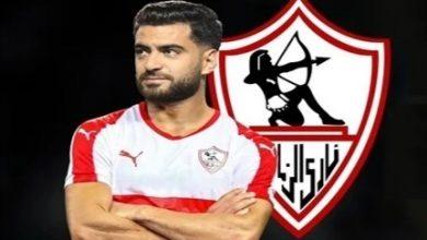 Photo of وصول حمزة المثلوثي للانضمام لصفوف الزمالك