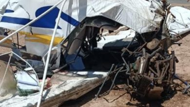 Photo of الطيران تكشف تفاصيل حادث سقوط طائرة خاصة بالجونة