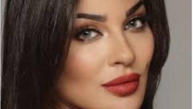 """Photo of """"نادين نسيب نجيم"""" تصاب نتيجه  الانفجار."""