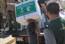 Photo of السعودية ترسل 120 طن مساعدات إغاثية إلي لبنان
