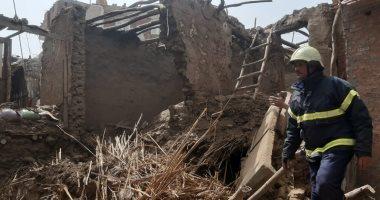 Photo of مصرع وإصابة طفلين إثر انهيار منزل قديم