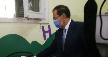 Photo of وزير البترول يدلي بصوته في انتخبات مجلس الشيوخ